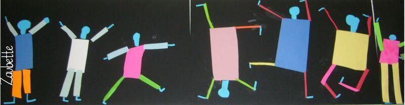 Le corps en mouvement 3