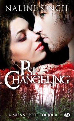 Psi Changeling - Tome 4 -