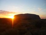 Uluru et Kings Canyon sous le soleil !