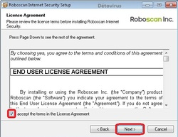 Roboscan Internet Security free