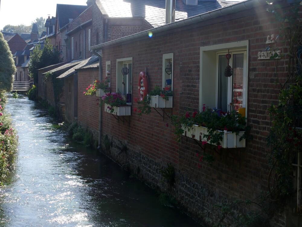 Veules les Roses - Normandie - Seine Maritime