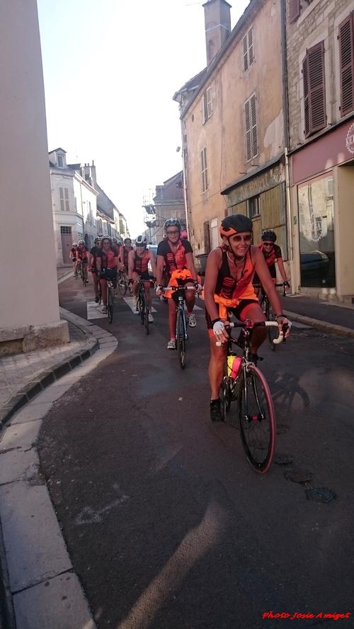 """Le """"Zonta on Tour"""", a fait étape à Montbard"""
