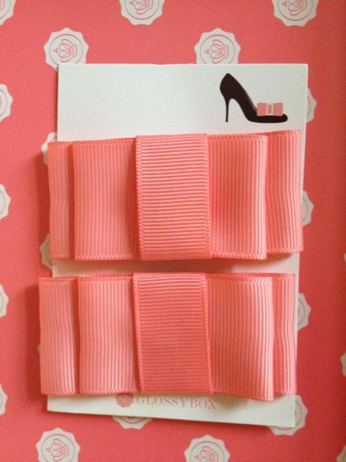 Glossybox Weddings - Ma première Glossybox