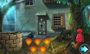 Jouer à G4K Cheerful rooster escape