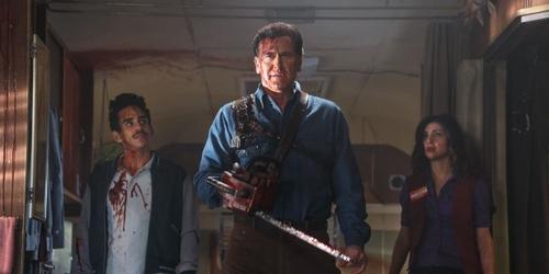 Ash VS Evil dead Episode 1 de Sam Raimi