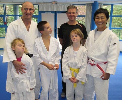 Judo et taïso
