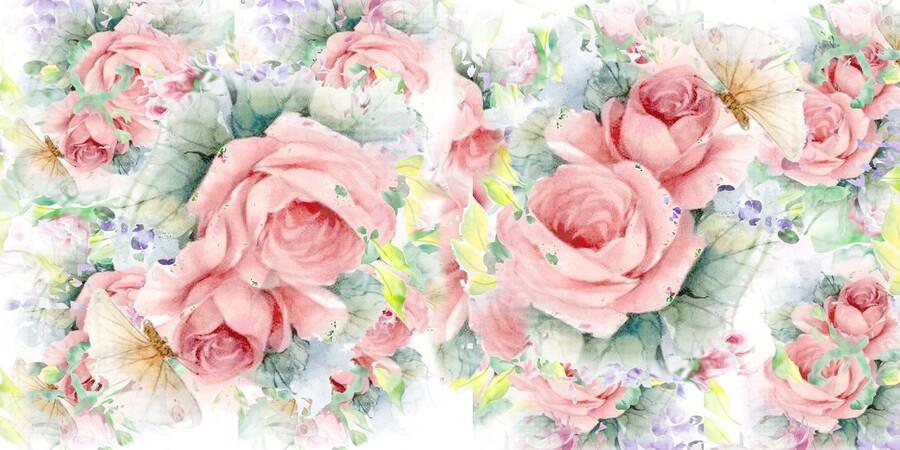 Grandes textures couleurs printemps 3