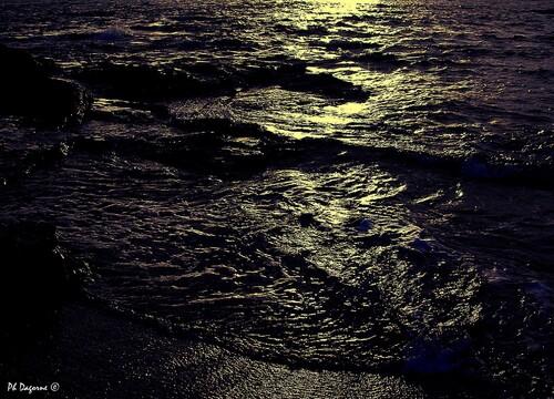 Nuit sur l'île de Groix...