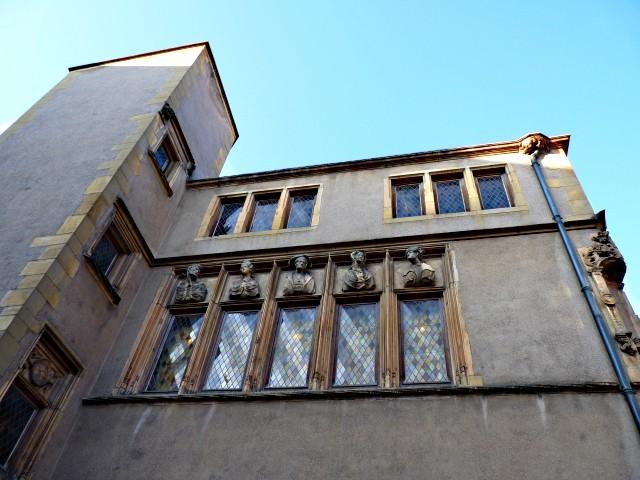 Metz la Maison des Têtes 10 4 01 2010