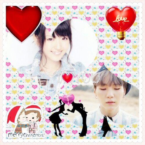 Airi and Suga's some montages