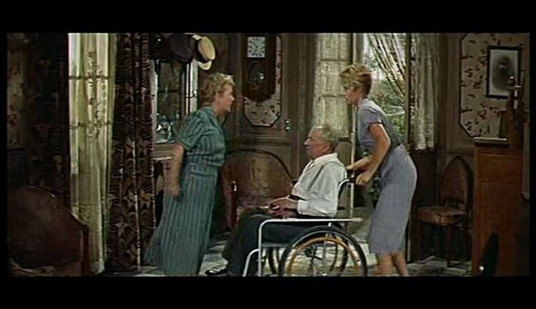 BRIGITTE BARDOT - JEAN LOUIS TRINTIGNANT - ROGER VADIM - ET DIEU CREA LA FEMME  -1956