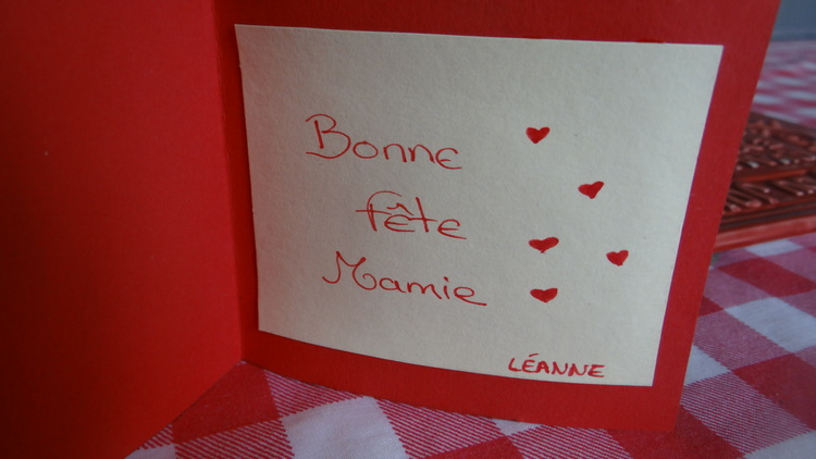 Mamie Nanie dit : Merci