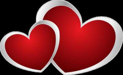 Tubes Coeurs St Valentin Tableau 04