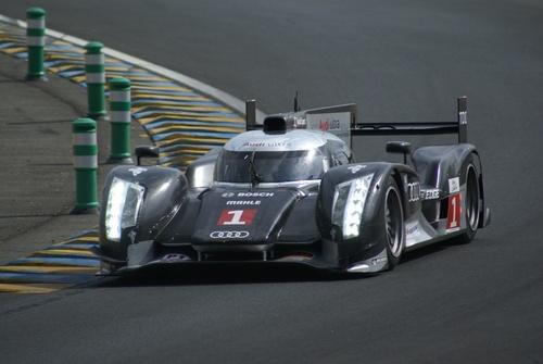 24 Heures du Mans 2011: La Course