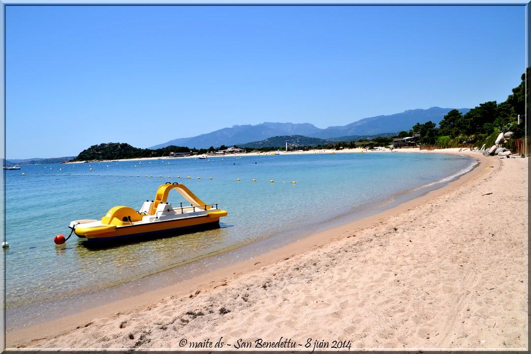 Un petit air de vacances - San Benedettu - Corse