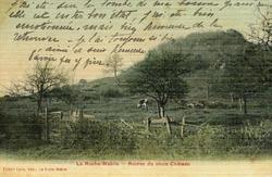 LES REMPARTS DE LA ROCHE-MABILE (Orne)