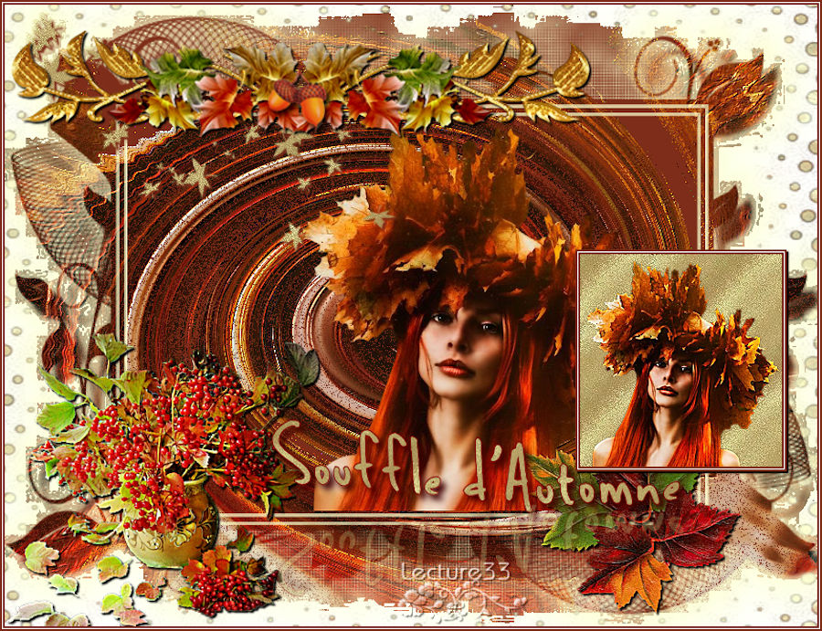 SOUFFLE D'AUTOMNE de FASHION GRAPHIC