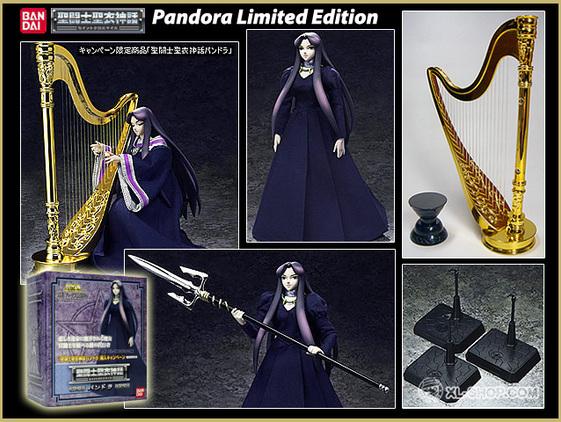 Figurine: Pandore