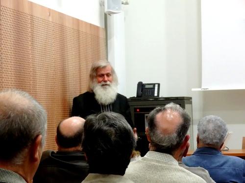 Une très intéressante conférence par Paul Benoît, sur le fer au Moyen-Âge  proposée par Les Amis du Musée