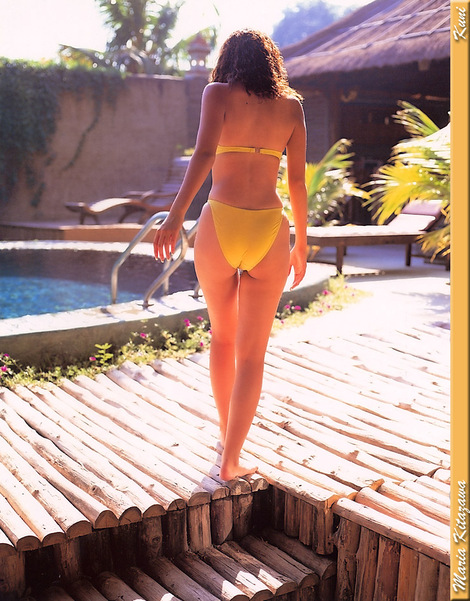 Model Collection : ( [KUNI Scan] - |vol.1| Maria Kitazawa/北沢まりあ )