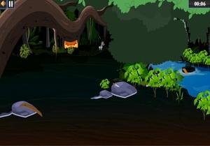 Jouer à Animal forest boat escape