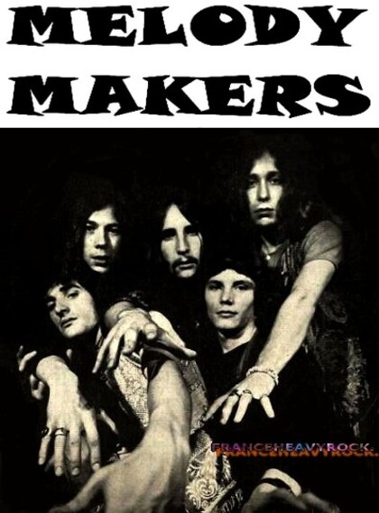 MELODY MAKERS - MELODY (1969-1977)