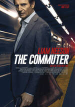 Affiche The Commuter