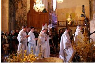 Inauguration des orgues de Marcilhac