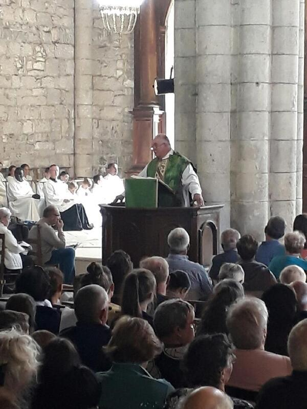 Messe du dimanche 13 août 2017