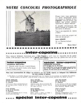 JOURNAL N°36 mars 1968