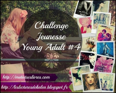 Challenge jeunesse/young adult #4