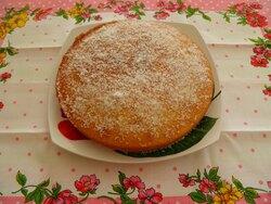 Gâteau à la noix de coco(facile)