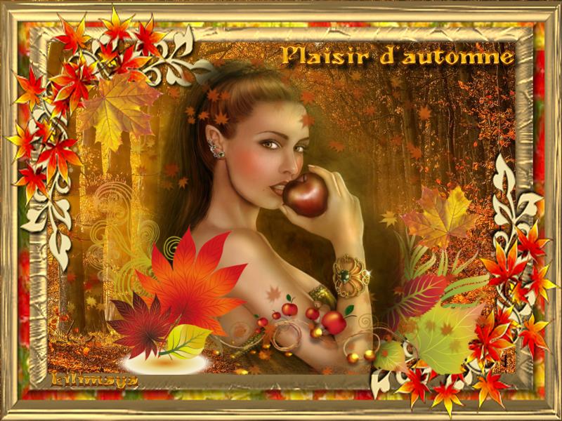 Mes Plaisirs D'automne