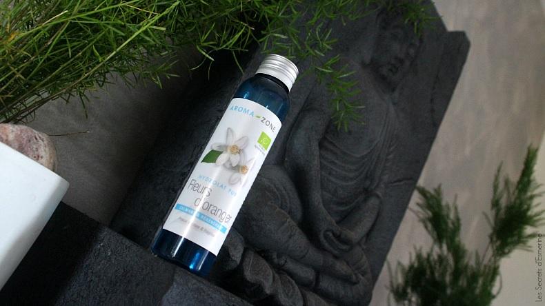 Fleur d'oranger : l'eau florale apaisante pour les peaux délicates