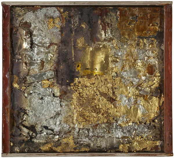 Mardi - La couleur Or dans l'art