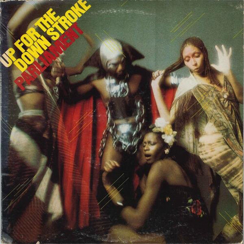 "Parliament : Album "" Up For The Down Stroke "" Casablanca Records NBLP 7002 [US]"