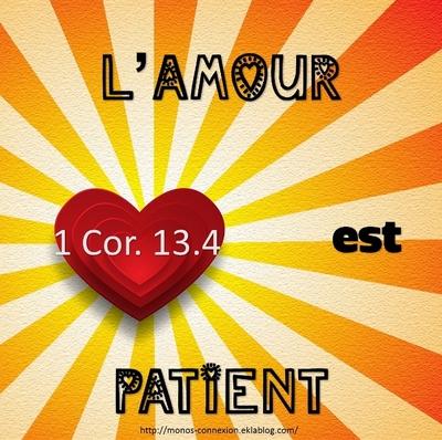 L'Amour de Dieu - Lecture et Prière (4)