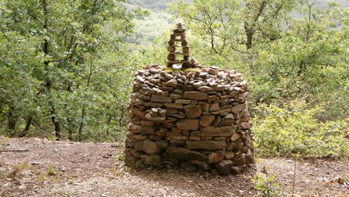 La Cabane du Tailleur de Pierres .Saint Babel.11.09.2017