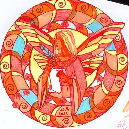 DOMANDALAS album de coloriages mandalas enchantés