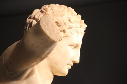 Au musée d'Olympie (2)