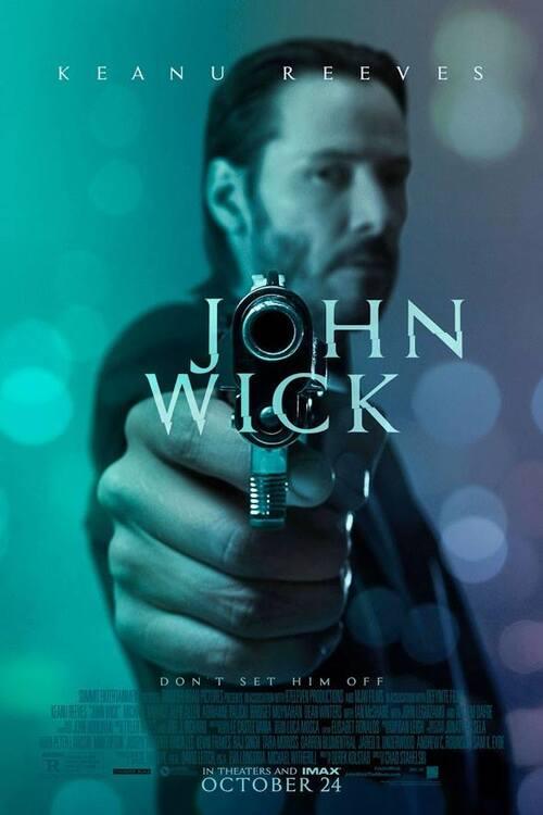 """Bonsoir a l'honneur : """" John Wick """""""