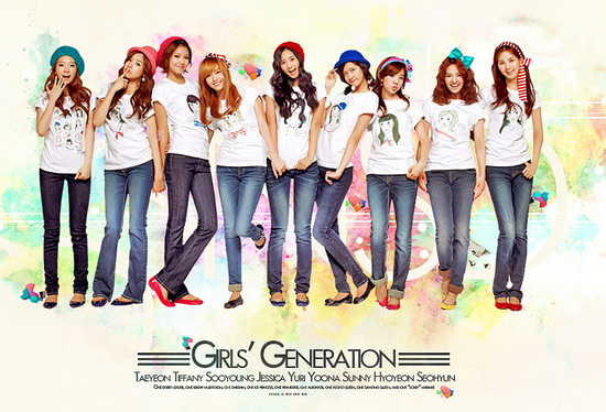 "DESCRIPTION ""SNSD"""