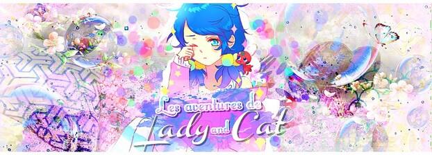 Les aventures de Lady and Cat | Concours de #ML