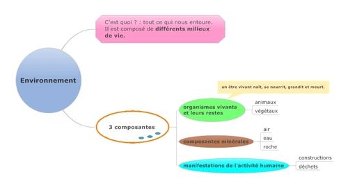 environnement et composantes