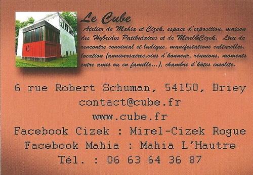 Le Cube...