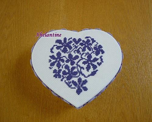 boite coeur fleuri 1