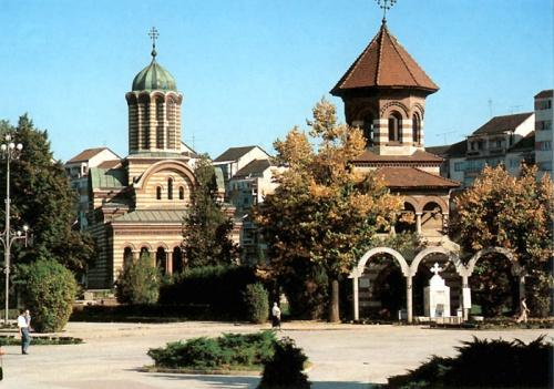La Roumanie, par GSMM96
