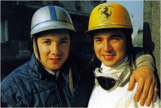 Pedro et Ricardo Rodríguez de la Vega