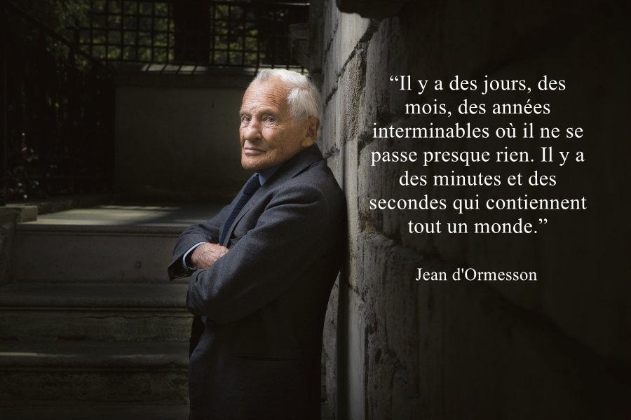 Jean d'Ormesson #1
