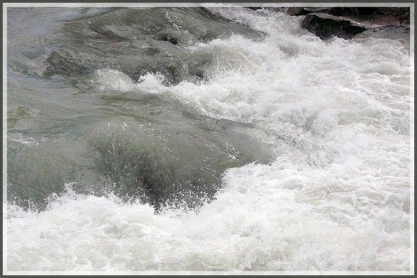 L'eau en mouvement